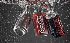 Coca-Cola Red, Zero, Silver!