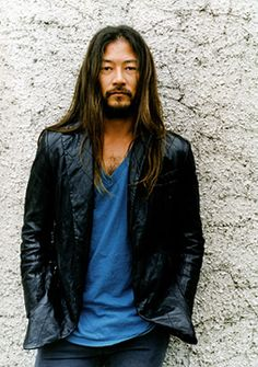 Tadanobu Asano- there are some cute ass actors in Japan!