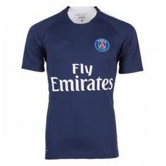 Paris Saint-Germain Navy 16-17 Cheap Training Shirt [F683]