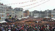 ❤   #DoudouEvent #Doudou2016 #VisitMons #Hainaut  #HapAppWallonia  #ErfgoedWallonië #ErfgoedBelgië #IkbenBelg #TrotseBelgen #ProudBelgians #ILikeBelgium #BelgiumIsBeautiful #Belgientourismus  ❤