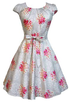 On the hunt for a dress for the bro's wedding, this style is pretty =)