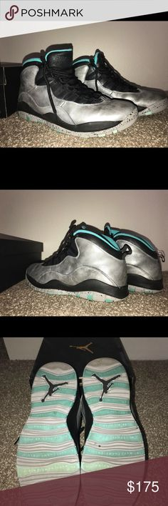 Jordan 10 retro lady liberty 🗽 Size 12 Jordan 10 retro lady liberty Jordan Shoes Athletic Shoes