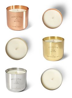 Scent London, Royalty and Orientalist by Tom Dixon