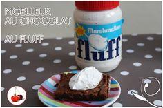 Moelleux au chocolat au fluff