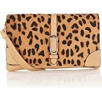 Leopard print clutch :)