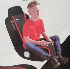 Homesavers | XROCKER MONZA GAME CHAIR Audio System, Gaming Chair, Games, Furniture, Gaming, Toys, Game, Arredamento, Spelling