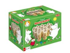 Mumin Mölkky   #jollyroom #utelek #leksaker #spel