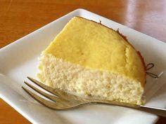 おからパウダーでヨーグルトケーキの画像