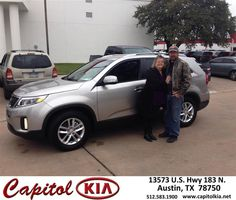 https://flic.kr/p/EQwTYu | #HappyBirthday to Christina from Robert Bills at Capitol Kia! | deliverymaxx.com/DealerReviews.aspx?DealerCode=RXQC