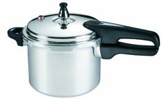 Mirro 92140A Polished Aluminum 10-PSI Pressure Cooker Cookware, 4-Quart, Silver // http://cookersreview.us/product/mirro-92140a-polished-aluminum-10-psi-pressure-cooker-cookware-4-quart-silver/  #cooker #pressure #electric