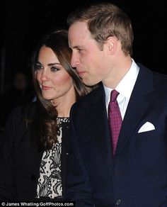 12/6/2011: Gary Barlow benefit concert at Royal Albert Hall, with Prince William (Westminster, London)