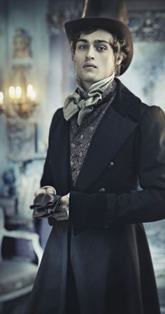 Douglas Booth as Pip from Great Expectations (2011)