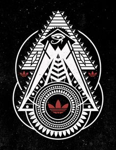 Adidas Originals (Black And White Series) on Behance