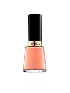 Macaron-colored nails... Revlon Nail Enamel in Coy