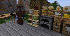 Worgens Food Mod Minecraft 1.6.4 / 1.6.2