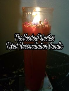 Reconciliation candle Voodoo Wicca Pagan Magic Spell Occult Bring Lover Back Magick Spells, Wicca, Witchcraft, Pagan, Red Candles, Fall Candles, Rebound Relationship, Wedding Rituals, Candle Magic