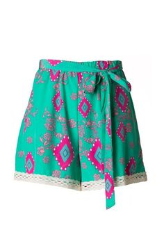 Baylin Shorts - Catch Bliss Boutique I am literally in love with these colors!!! @Colleen Sweeney Catching Bliss Boutique