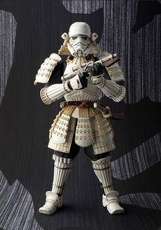 Stormtrooper Samurai Taishou Action Figure