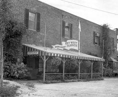 Key West hand print fabrics shop - Key West, Florida
