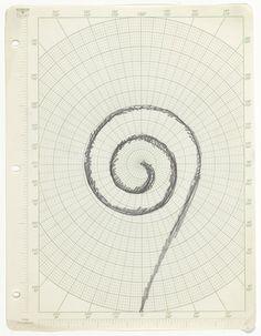 Robert Smithson, Spiral Jetty, 1970, Great Salt Lake, USA