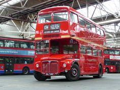 Routemaster Bus London Transport, Public Transport, Routemaster, Double Decker Bus, Bus Coach, Road Rage, London Bus, Busses, Steam Engine