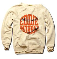Eddie Murray Ball Font