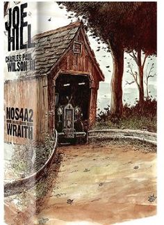 Deluxe Edition (preorder) by Joe Hill — Nos4a2, King Of The Hill, Fantasy Fiction, Horror Comics, Literature, Books, Digital Art, Nerd, Happiness