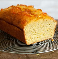 Yoghurt and orange are a great combination in this moist cake recipe. It keeps for several days in an airtight container