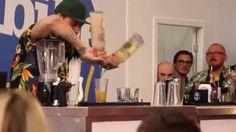 Tiki As F__K  Bar Challenge !!!! - London Vs Manchester 2014