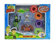 Wild Kratts Creature Power Discs Set9 Inspired By Wild