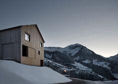 Places & Spaces | Haus Fontanella by Bernado Bader - Share Design Inspiration Blog - Home, Interior Design, Architecture, Design Ideas & Des...