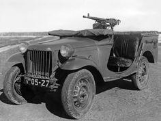 10 военных автомобилей от ГАЗа, которые так и не вышли на защиту СССР - Авто onliner.by