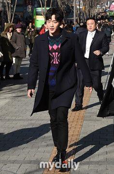 """【PHOTO】ソ・ガンジュン「TONYMOLY」のイベントに出席""""ソウルの街がランウェイに"""" - ENTERTAINMENT - 韓流・韓国芸能ニュースはKstyle"""