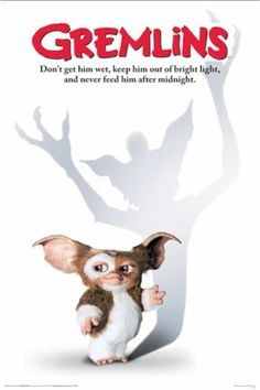 GREMLINS-MOVIE-POSTER-GIZMO-MOGWAI-24x36-Dont-Get-Him-Wet-Feed-After-Midnight