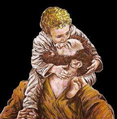 Catholic Wallpaper, Jesus Photo, Jesus Art, Jesus Pictures, Catholic Art, Holy Family, St Joseph, Gods Love, Faith