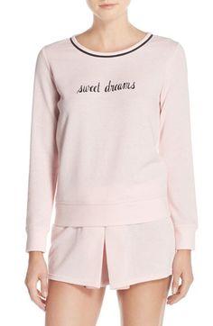 kate spade new york kate spade new york terry skort pajamas available at #Nordstrom