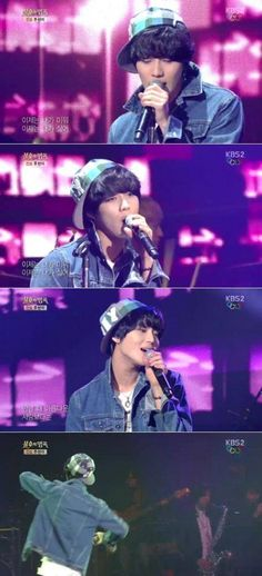 SHINee's Taemin sings 'Wait a Minute' on 'Immortal Song 2' | http://www.allkpop.com/article/2014/02/shinees-taemin-sings-wait-a-minute-on-immortal-song-2