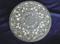 Amazon.com - Decorative Celtic Design Concrete Plaster Stepping Stone Mold 1089 - Candy Making Molds