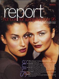 Cosmopolitan UK March 1996