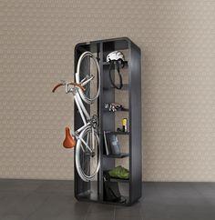 bike storage cupboard - Google Search