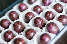 At Chocolate Therapy in Framingham, chocolate that's light on guilt