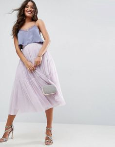 LOVE this from ASOS! Tiered Skirts d74703b21