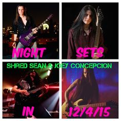 "Shred Sean & Joey Concepcion ""Night Sets In"""