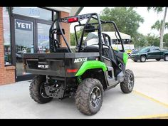 New 2016 Arctic Cat Prowler 700 XT ATVs For Sale in Florida. 2016 Arctic Cat Prowler 700 XT, Call (866) 374-0612 and ask for Ed. Se Habla Espánol. 2016 Arctic Cat® HDX 700 XT Features May Include: 700 H1 4-Stroke Engine With Efi The 700 H1 is a 695cc, liquid-cooled single cylinder with EFI. Excellent throttle response provides smooth and consistent acceleration. Fully-Independent Suspension With Rear Fox Floats The HDX is built to tackle any job, and heavy loads require a shock that can…