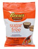 Hershey's Sugar Free Reese's Peanut Butter Cups