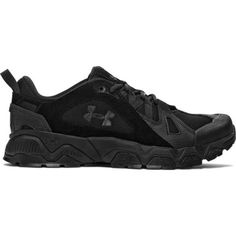 Under Armour Men's UA Chetco 2.0 Tactical Running Shoes ($64) ❤ liked on Polyvore featuring men's fashion, men's shoes and men's athletic shoes