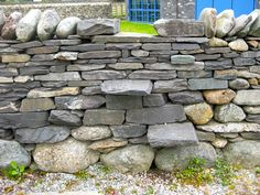 Step stile in dry stone wall by wonky knee, via Flickr