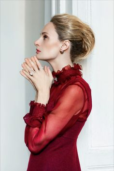 More from On Jewellery, on sale now: divine @TheLSD in @Repossiofficial rings and @Dior earring plus @MaisonValentino