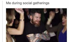 And what makes this post even better is that's Andy Hurley of Fall Out Boy