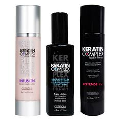 New Ways to Fight Frizz: Keratin Complex Keratin Enhanced Styling Spray, Intense Rx, and Keratin Replenisher http://www.instyle.com/instyle/package/summertrends/photos/0,,20601257_20601244_21169196,00.html#